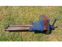 Large Heavy Duty Vice Quick Release Wood Working Record