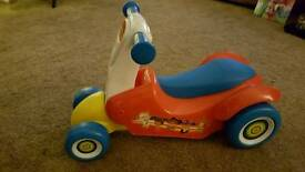 fisher price trike/scooter