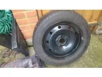 Tyre loads of tread 205/55/r16