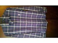 Henri Lloyd shirt, size large