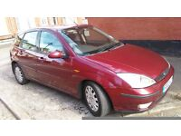 FORD FOCUS GHIA. VERY GOOD CONDITION.