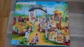 Playmobil Zoo £35.