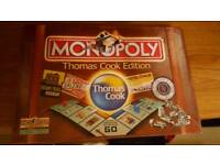 Collectable monopoly