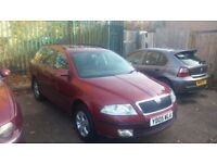 Skoda Octavia 1.9 tdi 6 speed manual for sale.