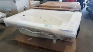Tubs, Showers, Vanities, Faucets, and more at Auction