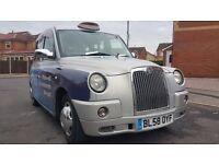 2009 (09) LONDON TAXI INTERNATIONAL TX4 GOLD AUTOMATIC HACKNEY TX1 TX2 OWNER DRIVEN