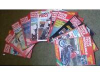 Motor cycle mechanics magazines 1970s