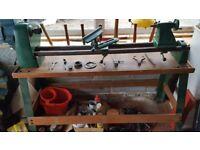 Coronet No. 1 Wood Turning Lathe