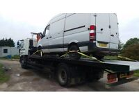 Breakdown Recovery HGV Hiab Car Van 4x4 Motorbike Motorcycle Trike Quad Truck Accident Lockout