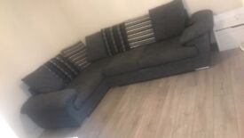 Large Corner Sofa- Immaculate Condition