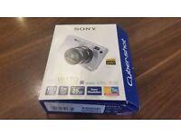 Sony - Cyber-shot DSC-W170 Silver & Boxed.