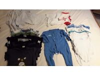 12 to 18 months old, bundle of clothes, £15