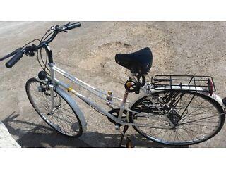 Gazelle Dutch adies bike