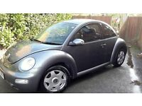 **JUST REDUCED **VW BEETLE 2.0 AUTOMATIC - 2003 FULL LEATHER INTERIOR & NEW MOT