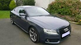 2011 Audi A5 2.0tdi sline Black edition