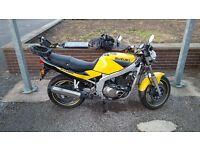 Suzuki GS500E - Full service history and extras.