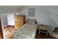 1 bedroom available, very clean / quiet / warm. 5 mins train station. DN1 Central