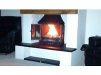 Slate Hearth / Fireplace Slab, Stone Worktop - last one left!