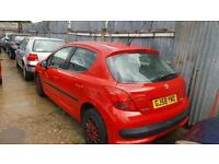 2008/58 Peugeot 207 S 1.4 5 doors