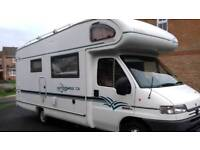 Fiat camper fantastic condition only 55,000 miles full history