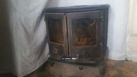 Morso wood burner