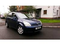 2004 TOYOTA COROLLA VERSO VVT-I T2. MOTED AND TAXED