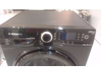 Washing Machine Hotpoint Ultima S-Line RPD10457J Black for Sale - £175 no offers