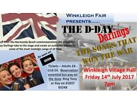 1940s Night - Performance by the D Day Darlings as part of Winkleigh Fair Week **MID DEVON**