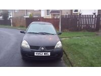 Swap Renault clio 52 plate for a larger car