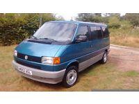 Volkswagen Campervan Multivan 2.4d Factory Multivan , Left Hand Drive