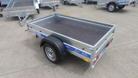 Car trailer 750kg 6x4