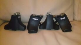 Thule 750 (754) Feet Pack-set of 4