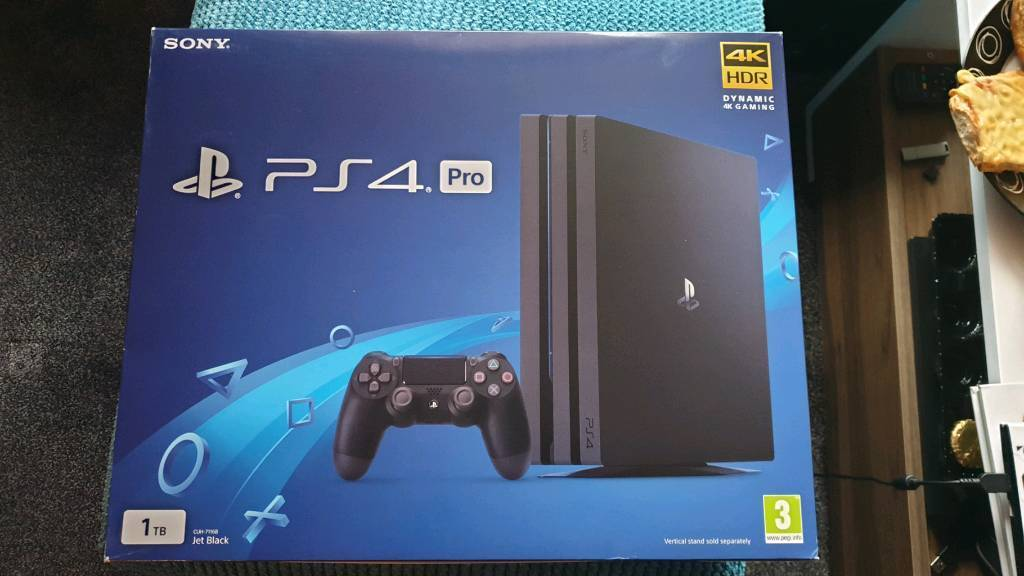 PS4 PRO 1TB, 2x pads, headset, stand | in Hemsworth, West Yorkshire |  Gumtree