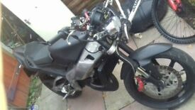Aprillia rs125 full power (needs starter motor or relay)