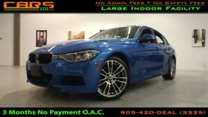 2014 BMW 335i xDrive M-Sport | Navigation | Factory Warranty |