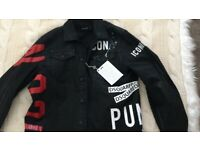 New DSquared2 Jacket size L