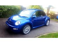 2003 Volkswagen Beetle 1.8T