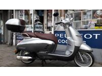 PEUGEOT DJANGO ALLURE. BRAND NEW UNREGISTERED.. SPECIAL OFFER!! 0% FINANCE AVAILABLE