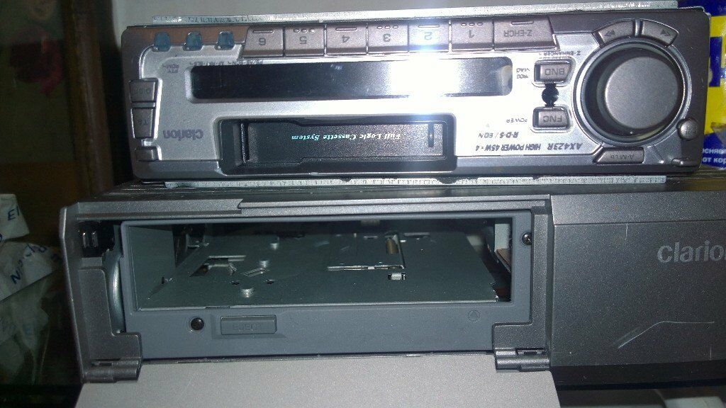 Clarion 6 Disc multi changer with Remote
