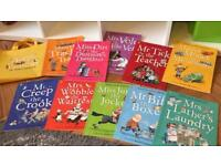 Happy Families book collection