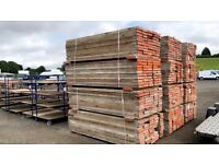 LARGE SELECTION OF PLANKS & SCAFFOLDING