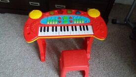 Kids keyboard .