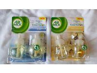 2x Airwick Plug In Twin Refills