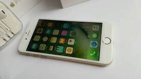 iPhone 6 Gold 16GB ALL ACCESSORIES, mint condition