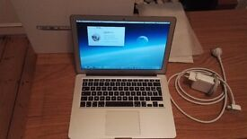 Apple MacBook Air 13-inch (mid-2013) 256GB SSD, AZERTY keyboard, perfect condition