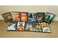 DVDs only £2 each or £15 for the lot all in excellent condition