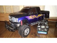 Ford f-350 large rc car for sale 12 v