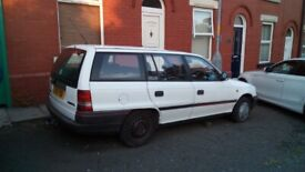 VAXALL ASTRA MK-3 ESTATE 1.7D SPARES ALSO GARAGE FULL OF MK3 PARTS