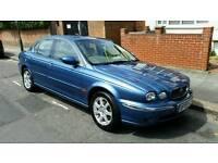 Jaguar X Type 2.0 V6 SE £999 ONO