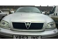 Vauxhall Omega 2.2 2003 auto breaking for spares